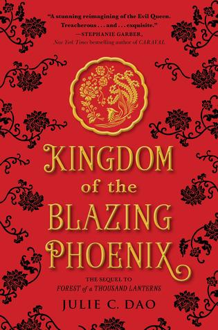 kingdom of the blazing phoeniz