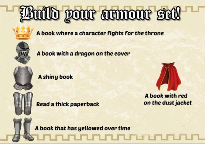 medieval a thon armor