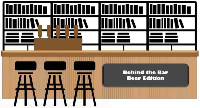 brown banner - beer