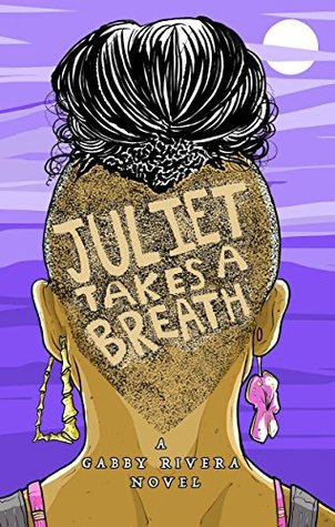 juliet takes a breath